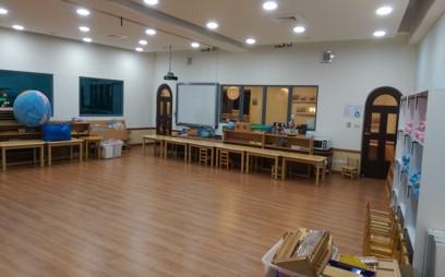 蒙特梭利教室